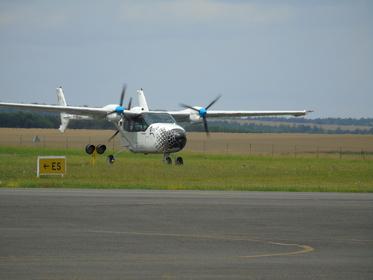 Une page de l'Aéronautique se déroule à Troyes
